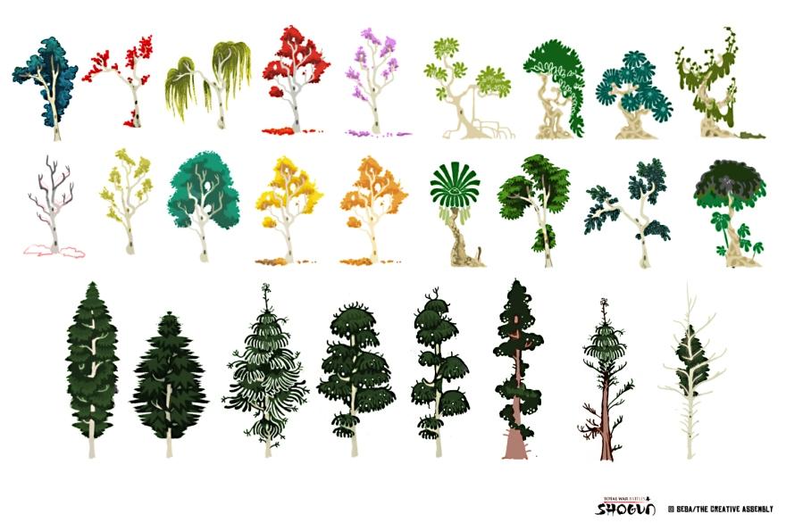 twb trees