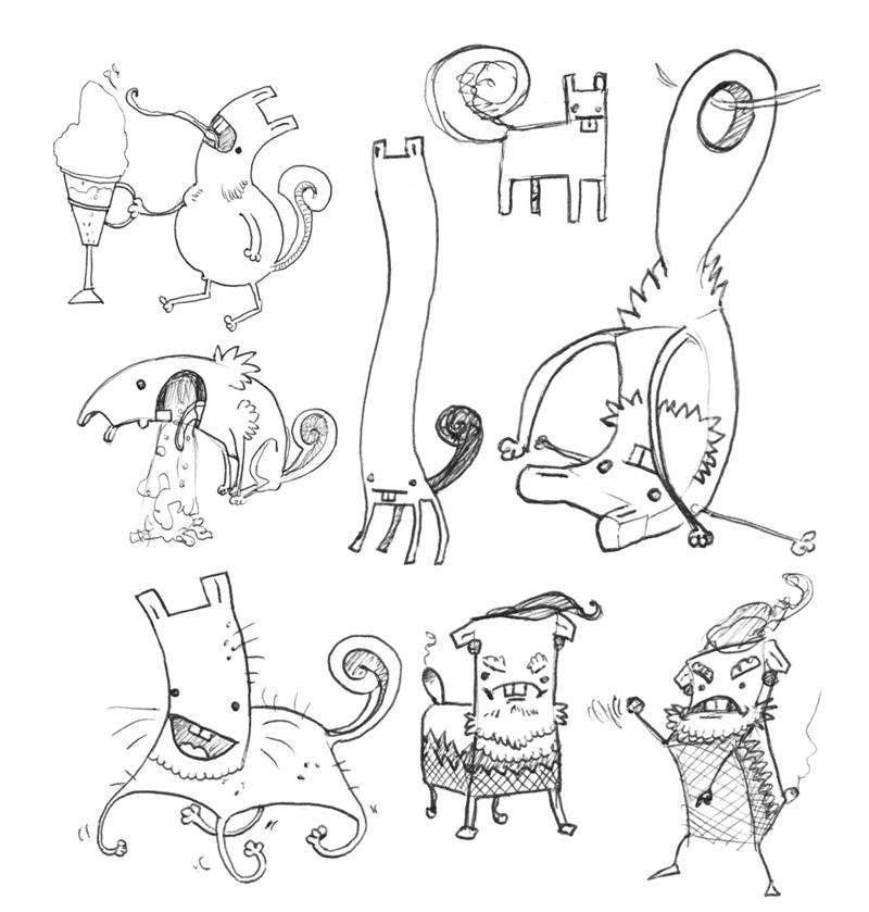 animex2009_squirrels_doodles