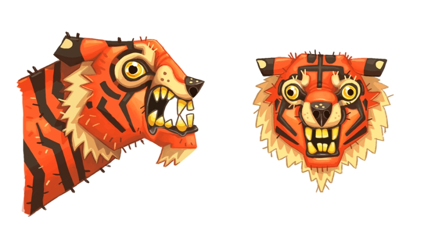 tiger sm