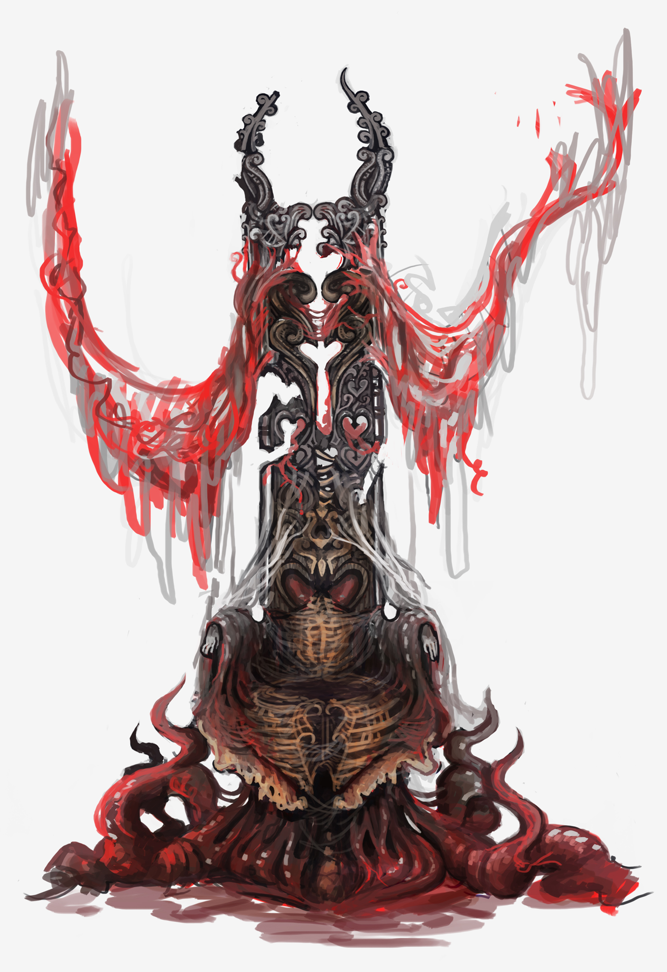 The Throne Alice Madness Returns Spicy Horse Art Test