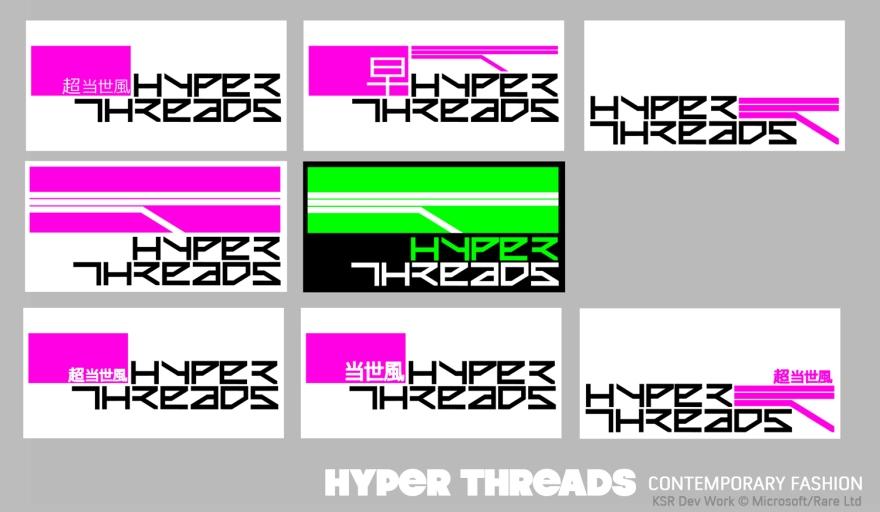 Hyper Threads sm