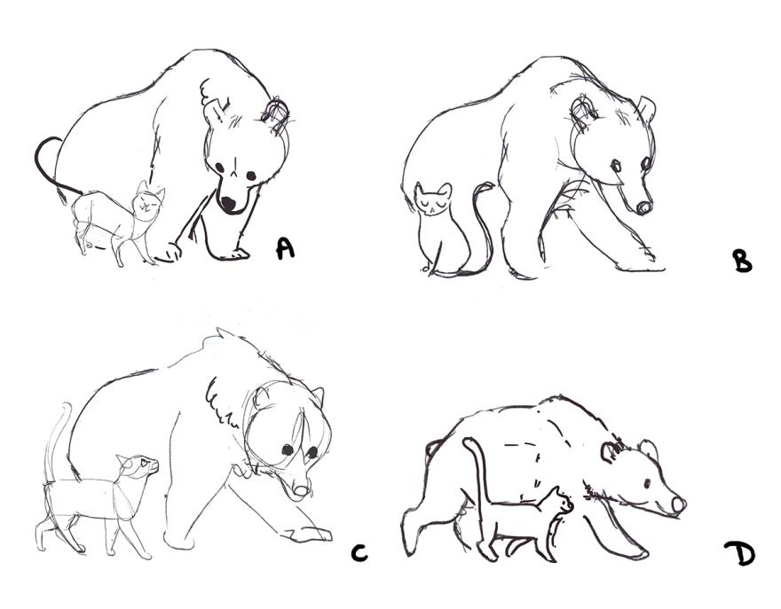 barcat sketch