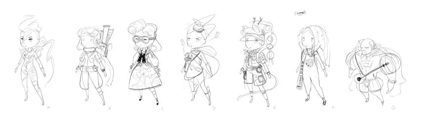 adventurers 1
